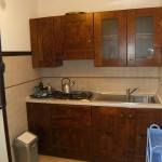 I Mini Appartamenti - Chiara, l'angolo cottura